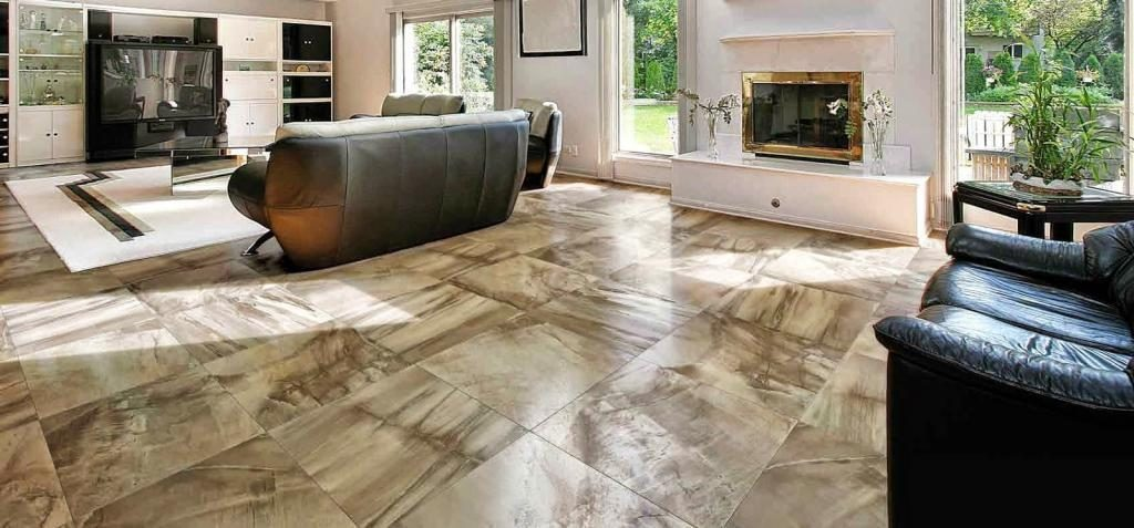 Model Granit Untuk Lantai Ruang Tamu