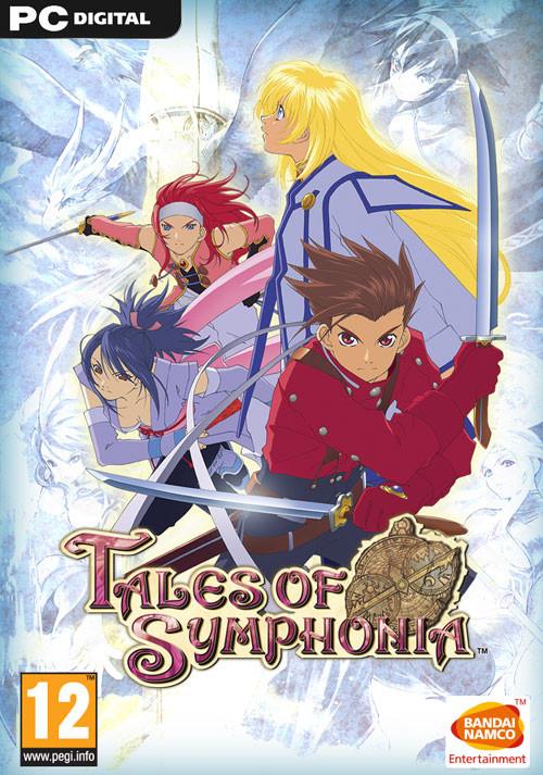 Tales of Symphonia - Khám phá vùng đất cằn cỗ