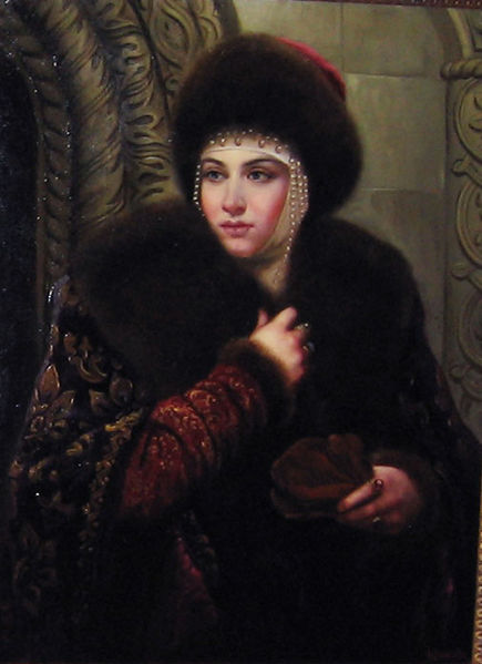 Of Maria Marfa Russian 19