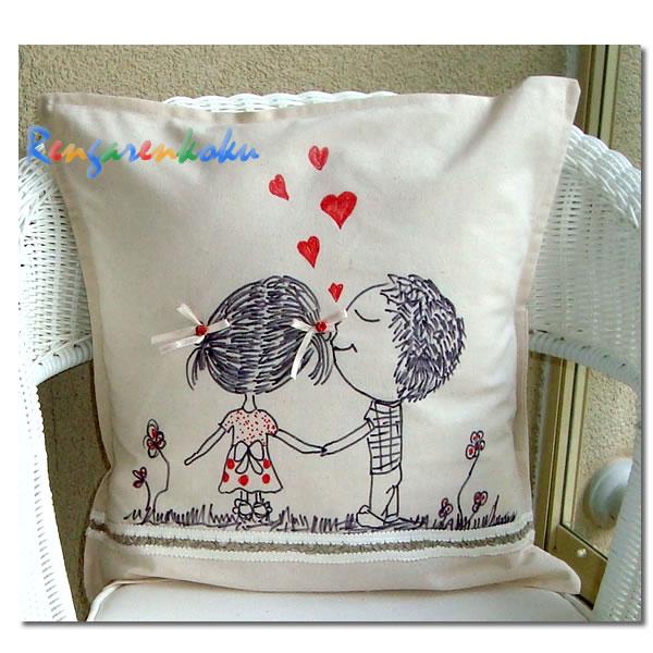 sevgi yastıkları