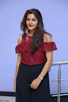 Pavani Gangireddy in Cute Black Skirt Maroon Top at 9 Movie Teaser Launch 5th May 2017  Exclusive 023.JPG