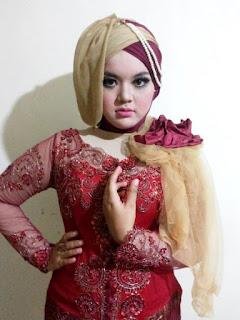 32 Model Kebaya Anak Sd Smp Sma Muslim Terpopuler 2019