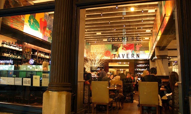Gramercy Tavern em Nova York