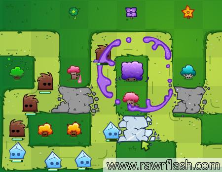 Jogos de tower defense: Bloom Defender