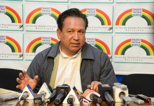 Bolivia se mantendrá atenta ante injerencias estadounidenses