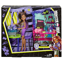 MH Ghoul's Beast Pet Clawdeen Wolf Doll