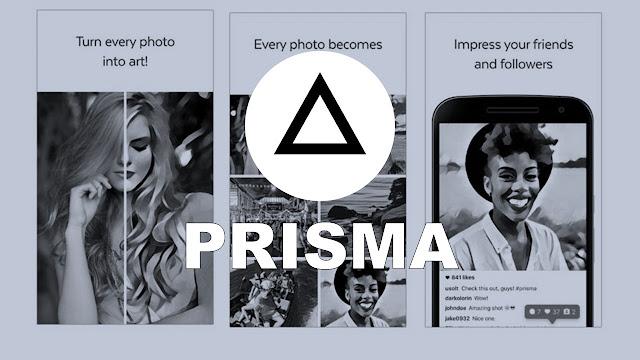 Prisma v1.21.72 MOD + APK Terbaru Unlock All Effect