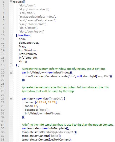 Web GIS: Geog 455: Lab 5: ArcGIS API for JavaScript 1