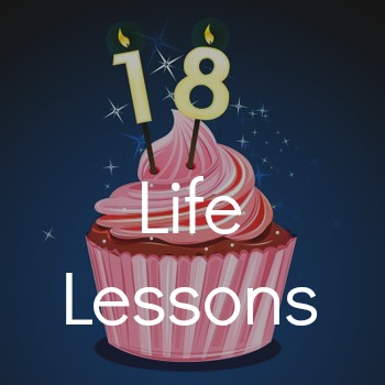 18 life lessons