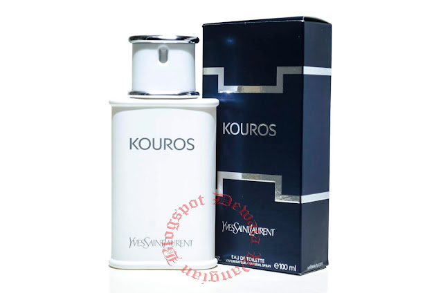 YVEST SAINT LAURENT Kouros  Tester Perfume