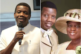 """I did not ordained any proud rccg pastor"" - pastor E.A Adeboye"