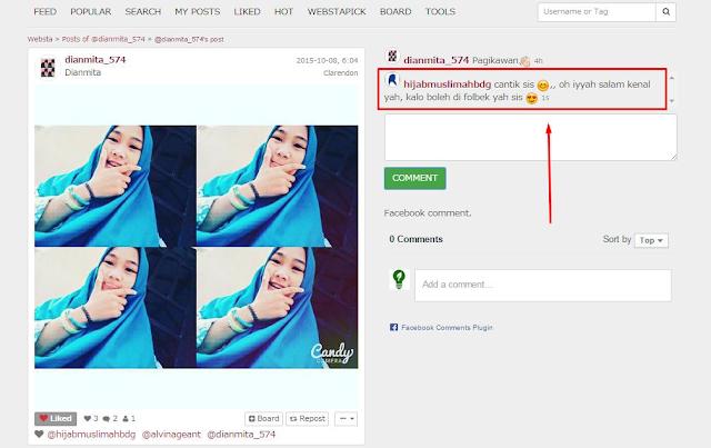 Trik Mencari Follower Instagram dengan Websta