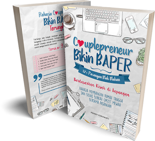 keuntungan menerbitkan buku sendiri