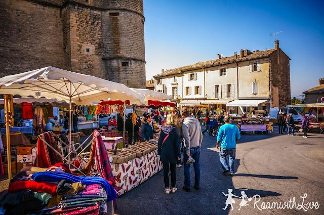 Honeymoon, france, review, ทริป, ฝรั่งเศส, รีวิว, ฮันนีมูน, โพรวองซ์, Provence,Gordes,market