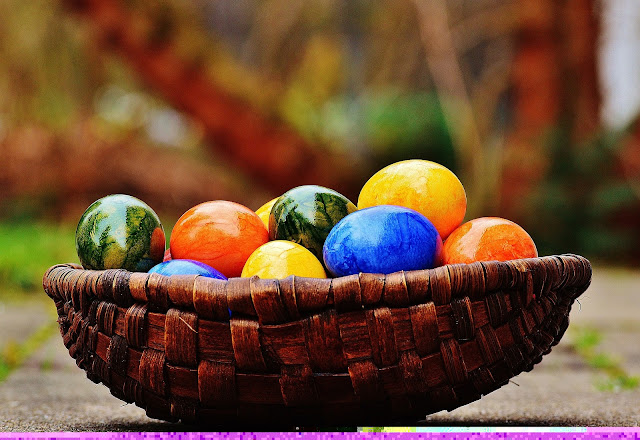 Wesołych Świąt Wielkanocnych Kochani!