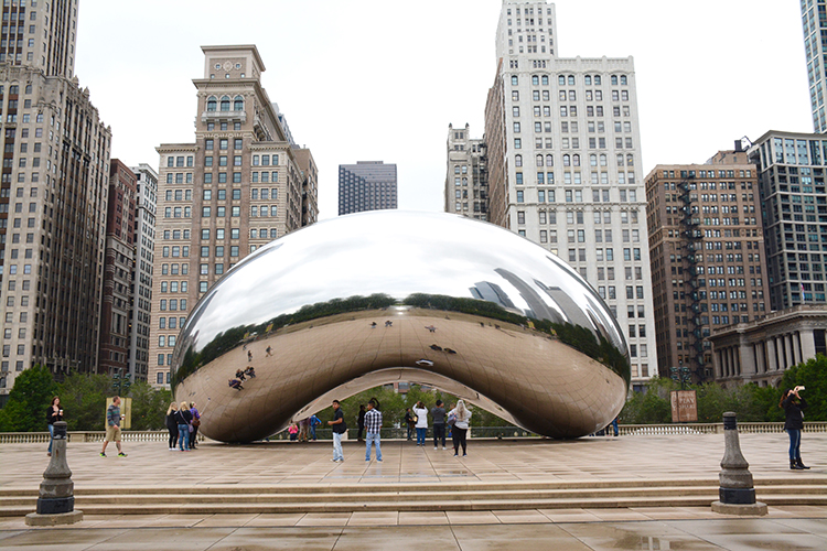 The Bean, Cloud Gate