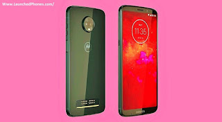 The telephone looks premium too re-create of the Moto X Moto Z3 Play 2018 without 3.5mm jack launched