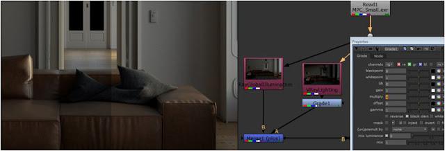 gach bong-p04Meb6 Thủ thuật tăng tốc render hình ảnh trong 3dsmax (Phần 2)