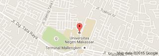 Daftar Jurusan UNM Makassar 2015 Kuota Maba