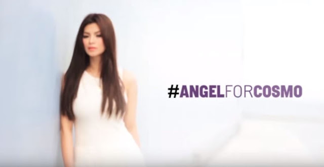 WATCH: Video Of Angel Locsin's Shoot For Cosmopolitan June 2015 Goes Viral