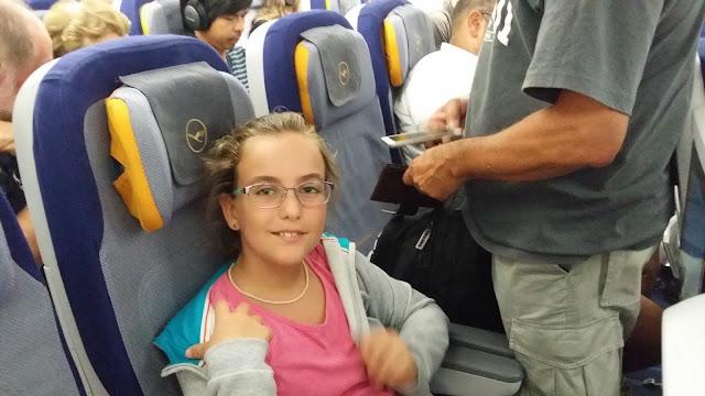 Avión Frankfurt - Bangkok (Lufthansa)