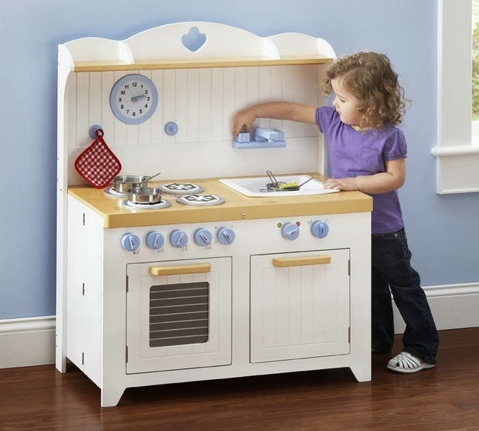 Childrens Wooden Toys Toy Play Kitchen Furniture