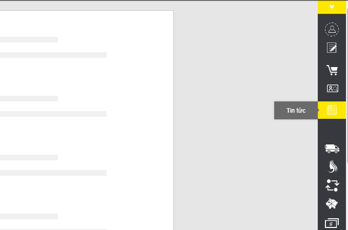 Tạo thanh công cụ với hiệu ứng tuyệt đẹp cho Blogspot