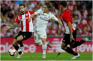Crónica en verso: Athletic Bilbao - Real Madrid