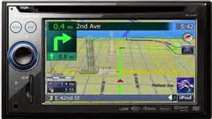 Sistem Navigasi Pioneer AVIC U310BT