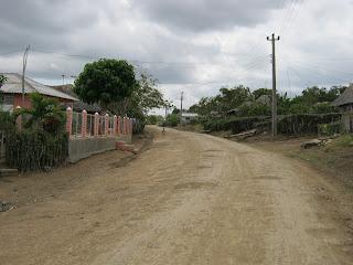Cerro Galano, poblado Cameyán, Punto Fijo