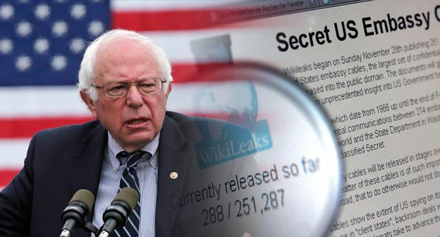 Bernie Sanders fue amenazado para que abandonara la campaña electoral