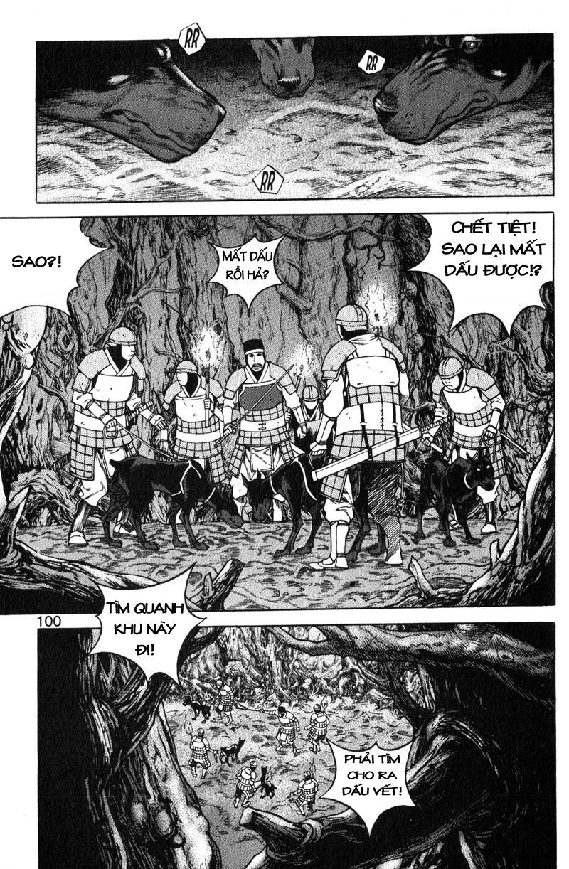 Banya chap 018 trang 6