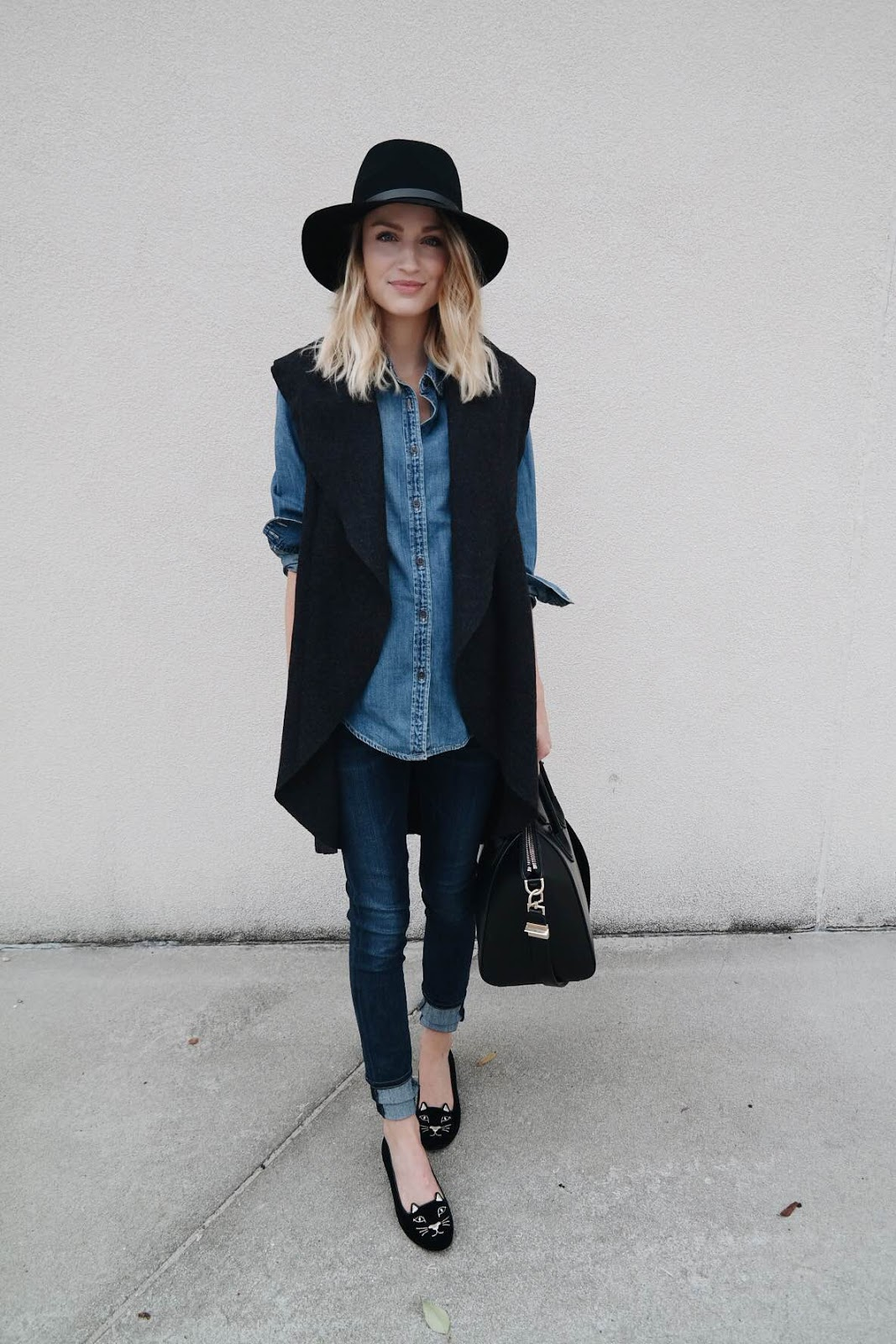 Top 3 Hats | Little Blonde Book A Fashion Blog By Taylor Morgan