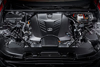 Lexus LC 500 - silnik 5.0 V8