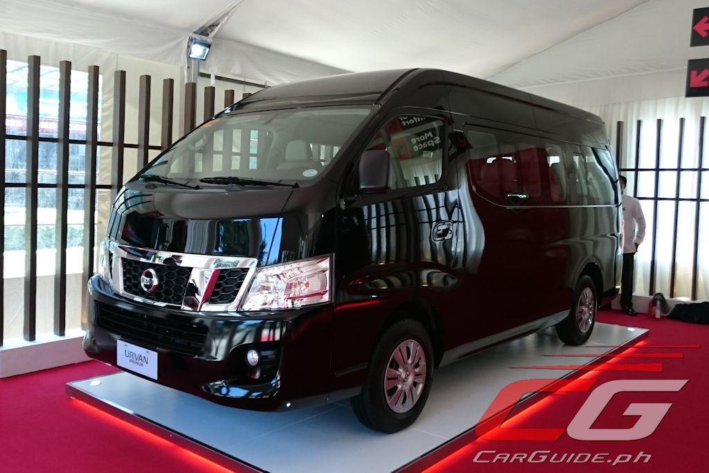 Nissan Philippines Launches Super-sized Urvan Premium (w/ 15 Photos