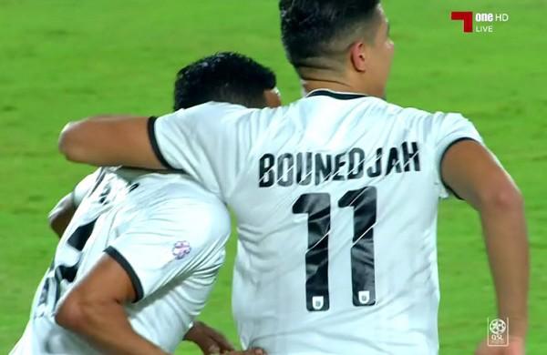 Vidéo. Le superbe Doublé de Bounedjah contre Lekhwiya !