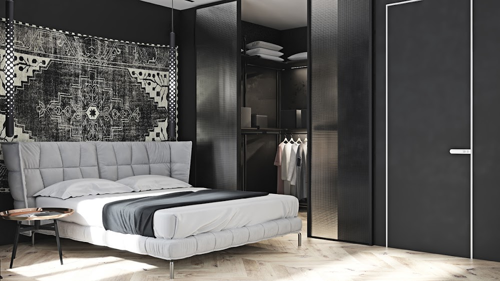 gray-bedroom-decor