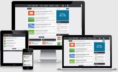 cara memilih template yang baik untuk performa blog