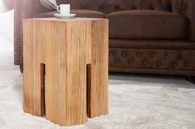 maly stolik, dreveny stolik, nabytok do obyvacky.