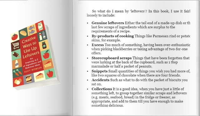 most useful leftovers cookbook ever!