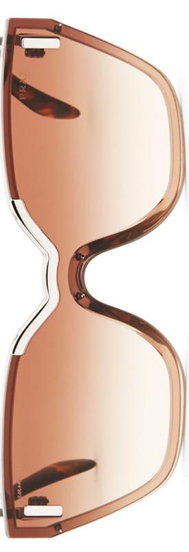 Prada 48MM Oversize Irregular Sunglasses