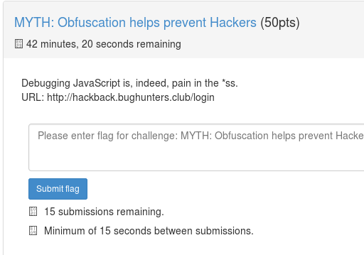 CTF Challenges | The HackBack | SOLUTIONS - ||| CTF