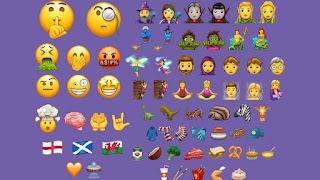 New Emojis Are One Step Closer To Your Phone, 56 To Be Precise