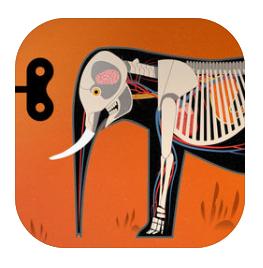 MAMMALS de Tinybop app mamiferos animales niños