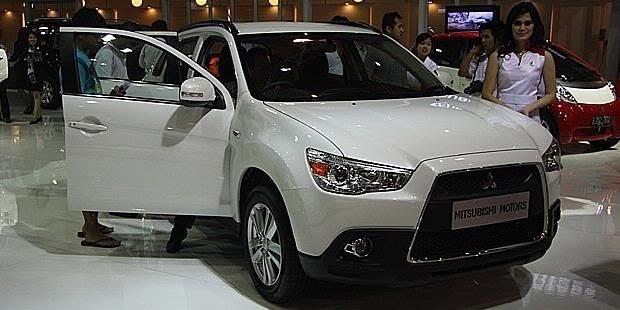 Mitsubishi Outlander Indonesia 2012