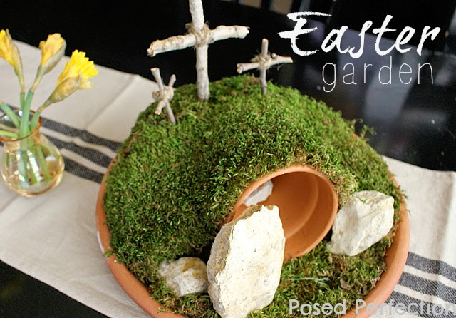 Easter Garden Tutorial