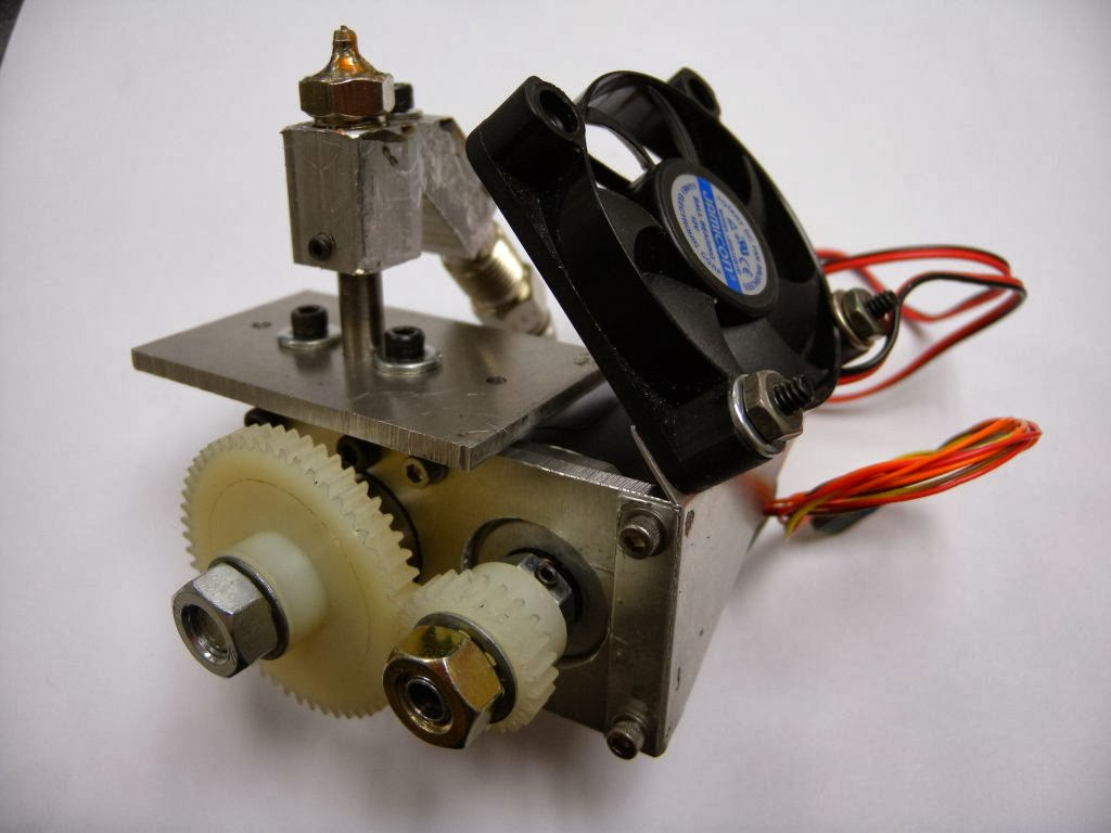 Diy 3d Printing How To Make Diy Glow Plug Heated Metal Extruder By