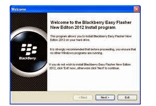 Blackberry Flashing Tool for all Blackberry Phones Free Download