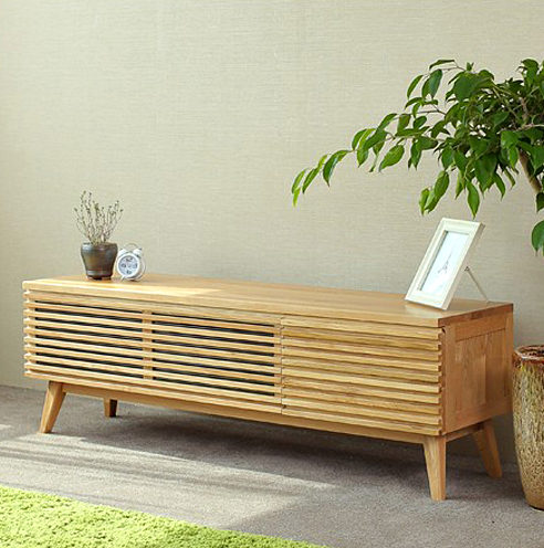 Kumpulan Desain Meja dan Rak TV Minimalis Terbaru Yang Elegan 016