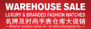 City Chain Warehouse Sale 2017